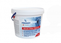 Shock Chlor Tabs 20 Froggy 4 кг