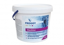 Dechlor Froggy 5 кг