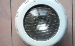 Прожектор для бассейна галогеновый под пленку PAR56 Pikes