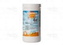 Хлор 50 таблетки (200г) 1 кг Summer Fun