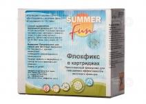 Флок в картр. (8*125г)   1уп Summer Fun