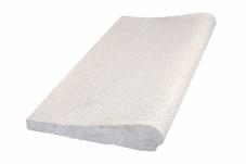 Бортовой камень с уклоном Florida ScandiRoc -White