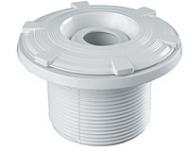 Форсуночный комплект для бассейна под бетон, белый пластик ABS  Kripsol