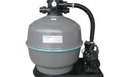 Моноблок фильтр для бассейна T400 Waterco (2,5bar, фильтр+насос)