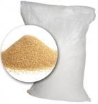 Песок для фильтра бассейна фильтровальный 0,6 - 1,2мм - мешки по 25кг WaterWorld