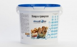 Хлор(55) ШОК гранулы для бассейна 5 кг WaterWorld   802405WW
